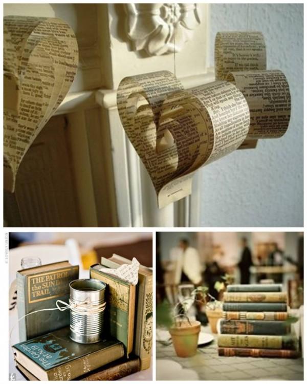חתונה בהשראת ספריה