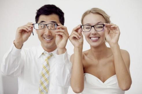 כלות במשקפיים