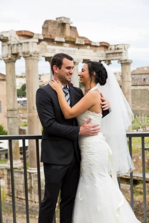 חתונה מדהימה