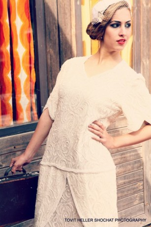 שמלות כלה וינטג'