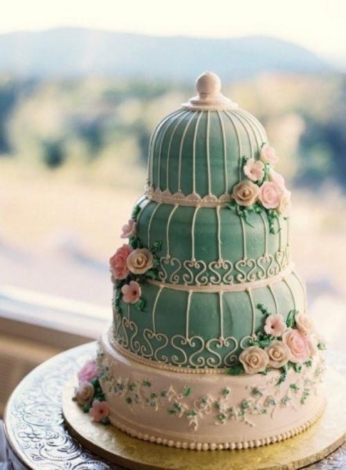 עוגת חתונה מרשימה