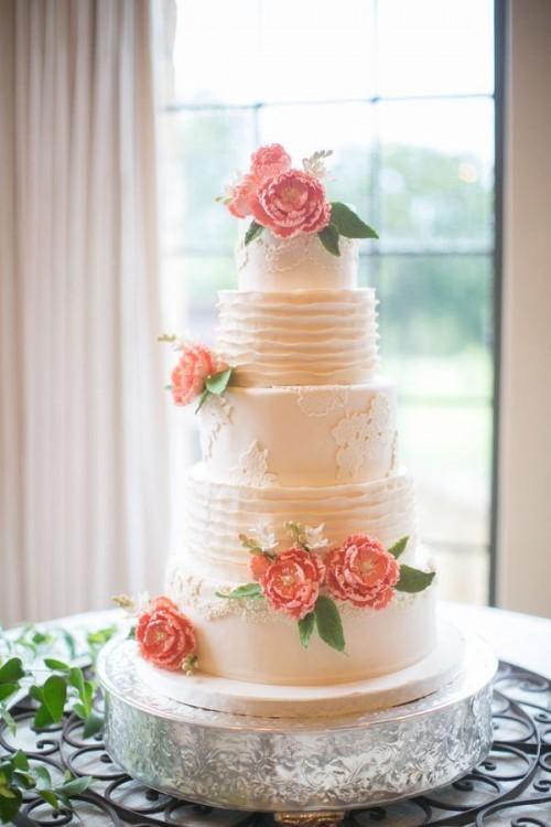 עוגת שכבות לחתונה
