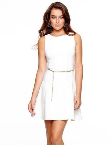 שמלה לבנה זולה