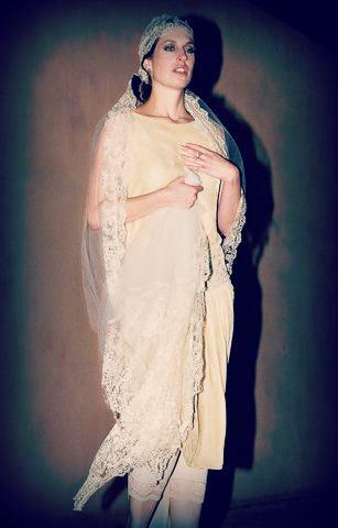 שמלת כלה וינטג'
