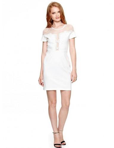 שמלות לבנות זולות
