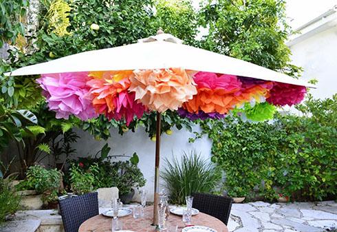 פרחי משי עיצוב אירוע