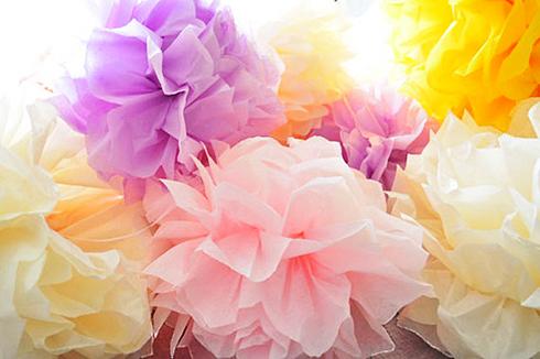 פרחי משי