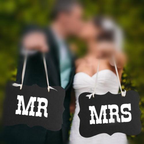 שלטים לצילומי חתונה