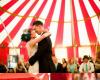 חתונה בהשראת קרקס